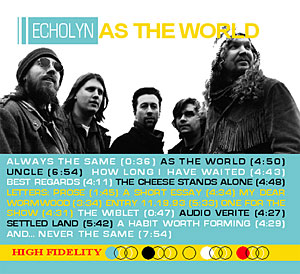 as the world (reissue)